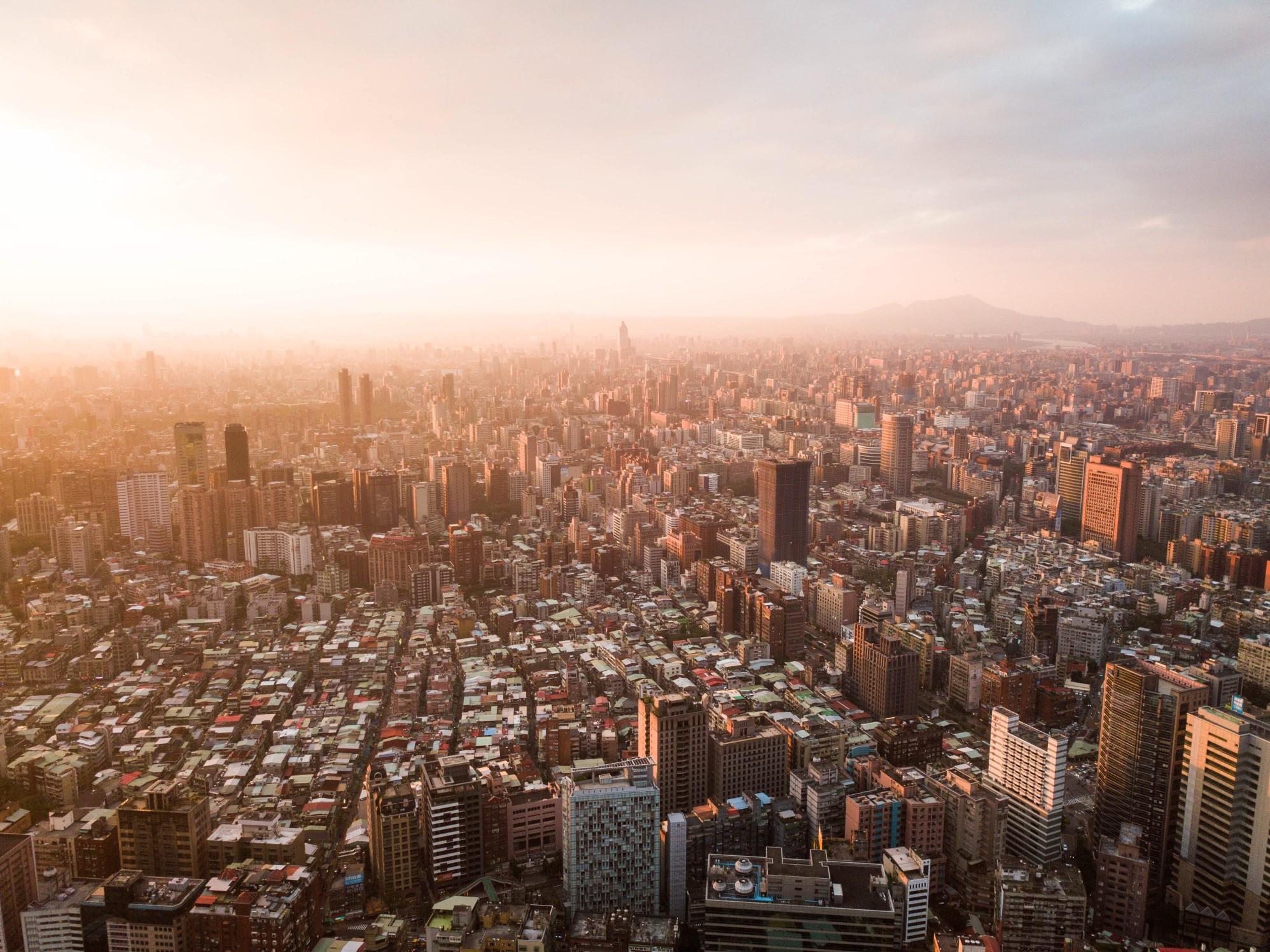 La photographie aérienne au profit des entreprises