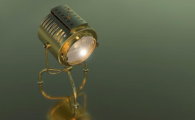 Gérer la lumière avec des spots pour faire de belles photos